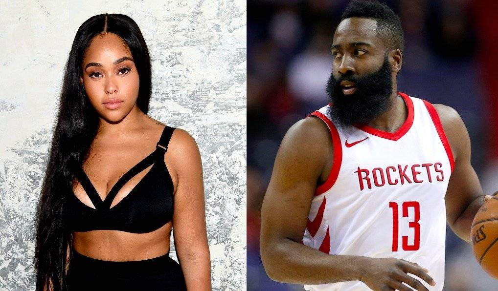 Jordyn Wood y James Harden