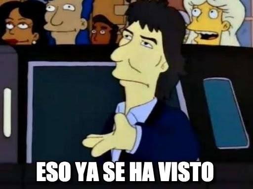 Guillermo del Toro Los Simpsons