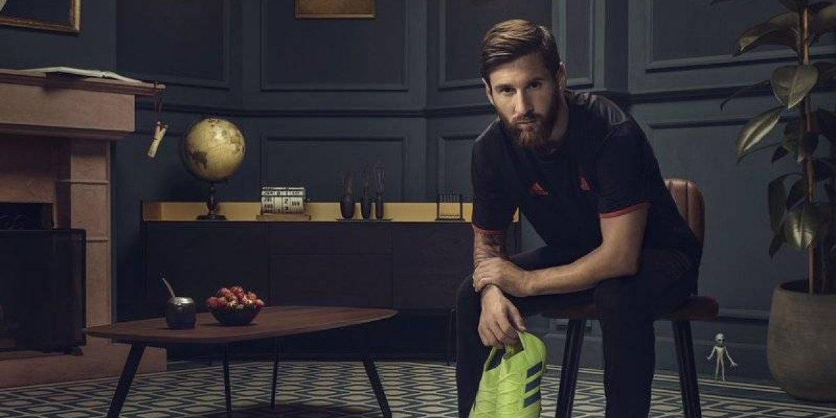 La imagen de Messi que predice al Barça campeón de la Champions League