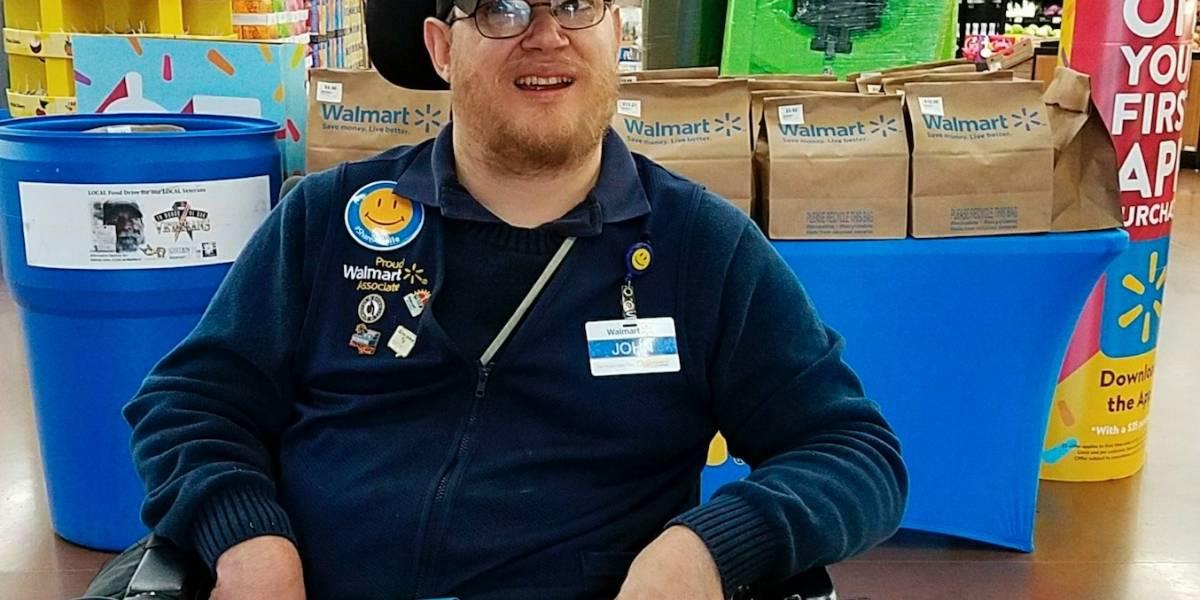 Walmart busca nuevo rol para empleados con discapacidad