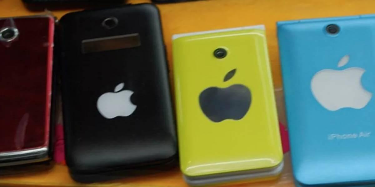 México: Ya venden celulares falsos para dar en caso de ser asaltado