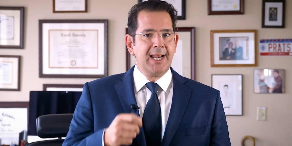 Roberto Prats no cree en nombrar políticos derrotados a ciertos puestos