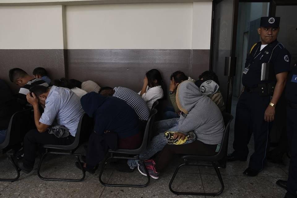 Extorsionistas purgarán penas de prisión de 6 años inconmutables. Foto: Omar Solís