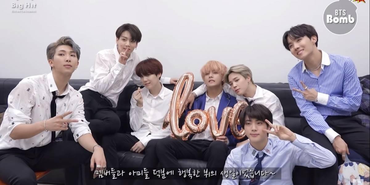 Vídeo inédito do grupo BTS revela bastidores de festa 'surpresa'
