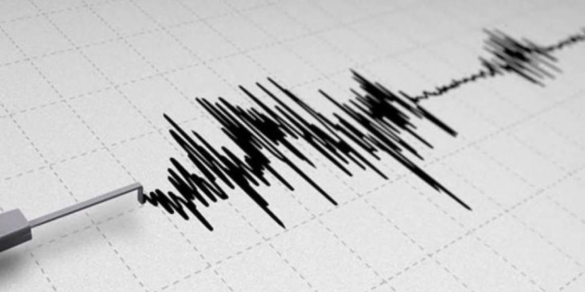 Video muestra el momento del sismo en Perú de magnitud 7
