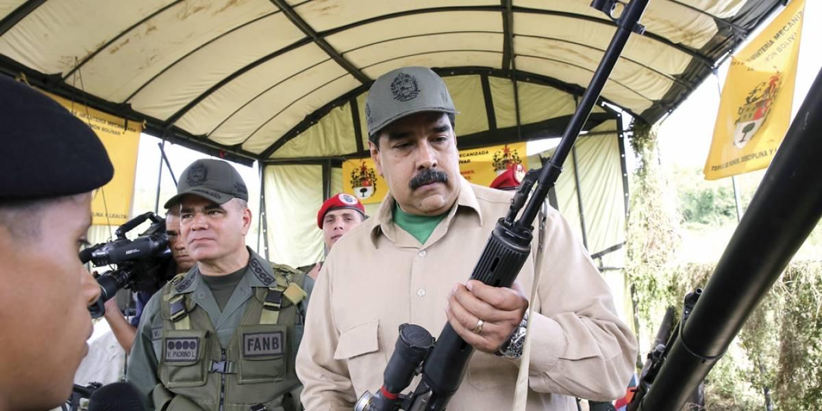 Más sanciones para funcionarios de Maduro: EEUU incluye a seis jefes militares que bloquearon el ingreso de Ayuda Humanitaria a Venezuela