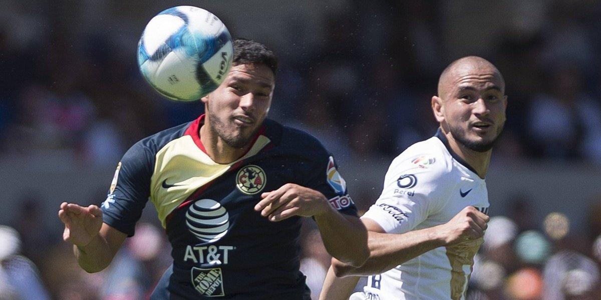 Pumas y América, presentes con Paraguay para enfrentar a México