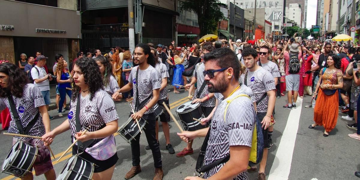 Carnaval de rua em São Paulo deve alcançar mais de 500 blocos em 2019