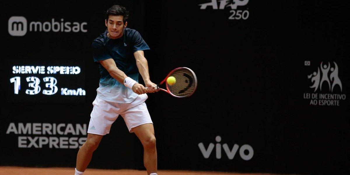 Garín reeditó la época dorada del tenis chileno en los torneos de arcilla latinoamericanos