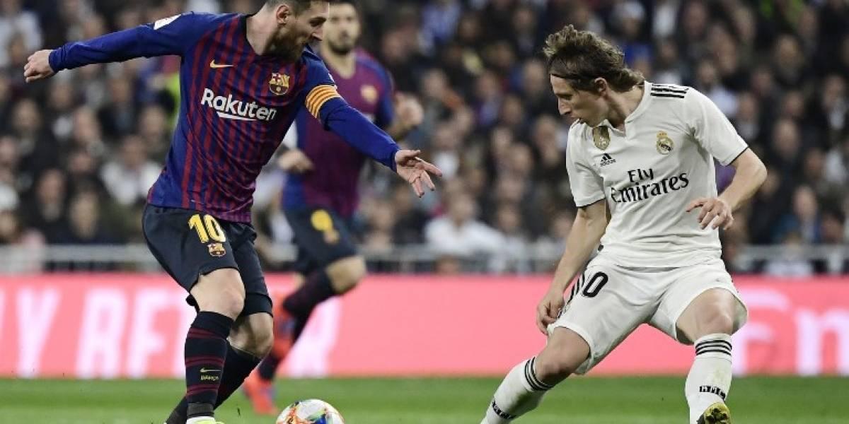 Alineaciones confirmadas del clásico Real Madrid vs Barcelona