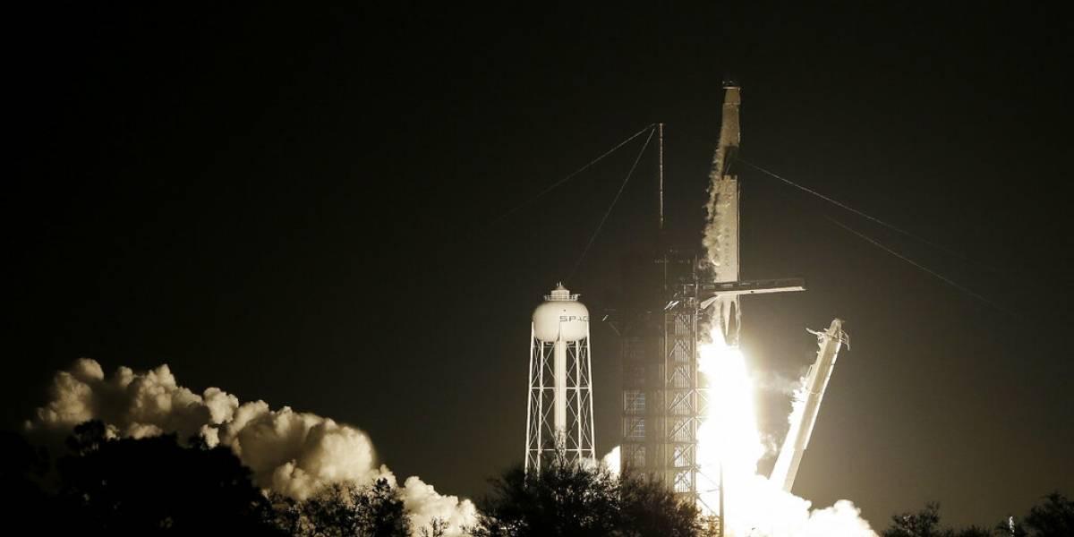 VIDEO. Estados Unidos lanza cohete con cápsula espacial de prueba para astronautas