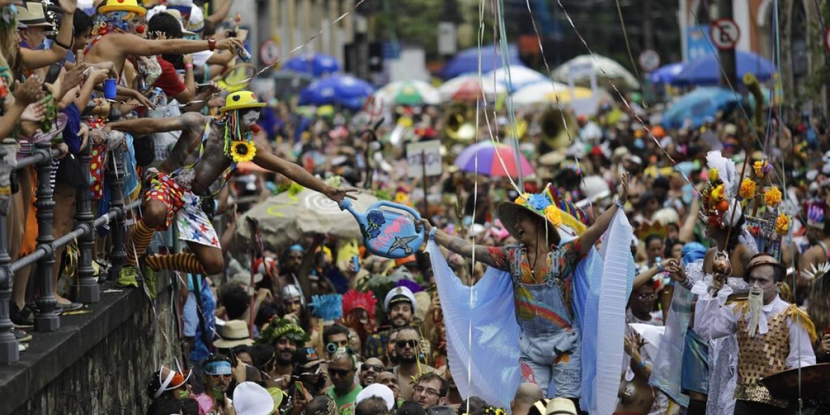 Carnaval de Río dedicará críticas al gobierno de Jair Bolsonaro