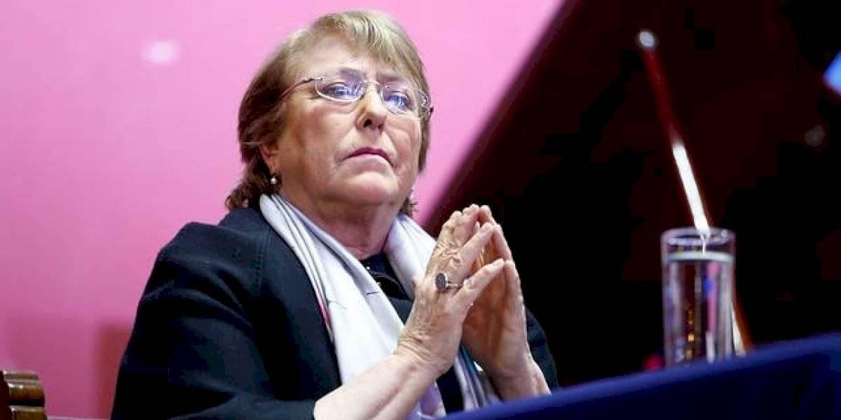Fundación Horizonte Ciudadano descarta nueva candidatura presidencial de Michelle Bachelet