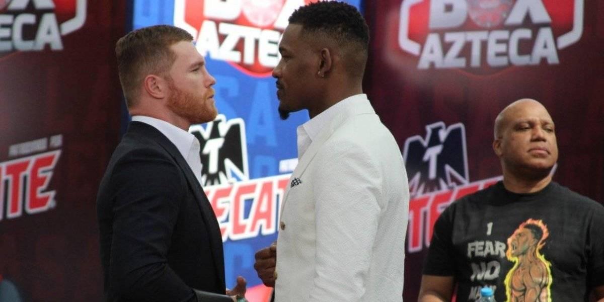 'Los que apuestan por Canelo no saben de boxeo', dice Jacobs