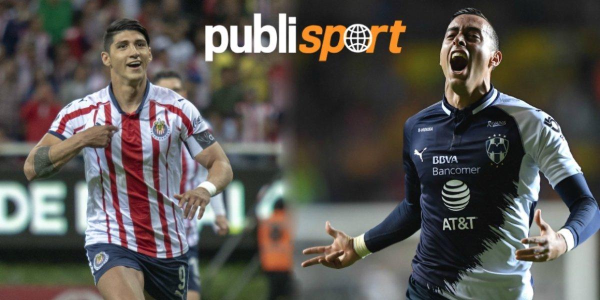 Chivas vs Monterrey ¿Dónde y a qué hora ver el partido?