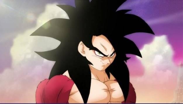 Goku fase 3