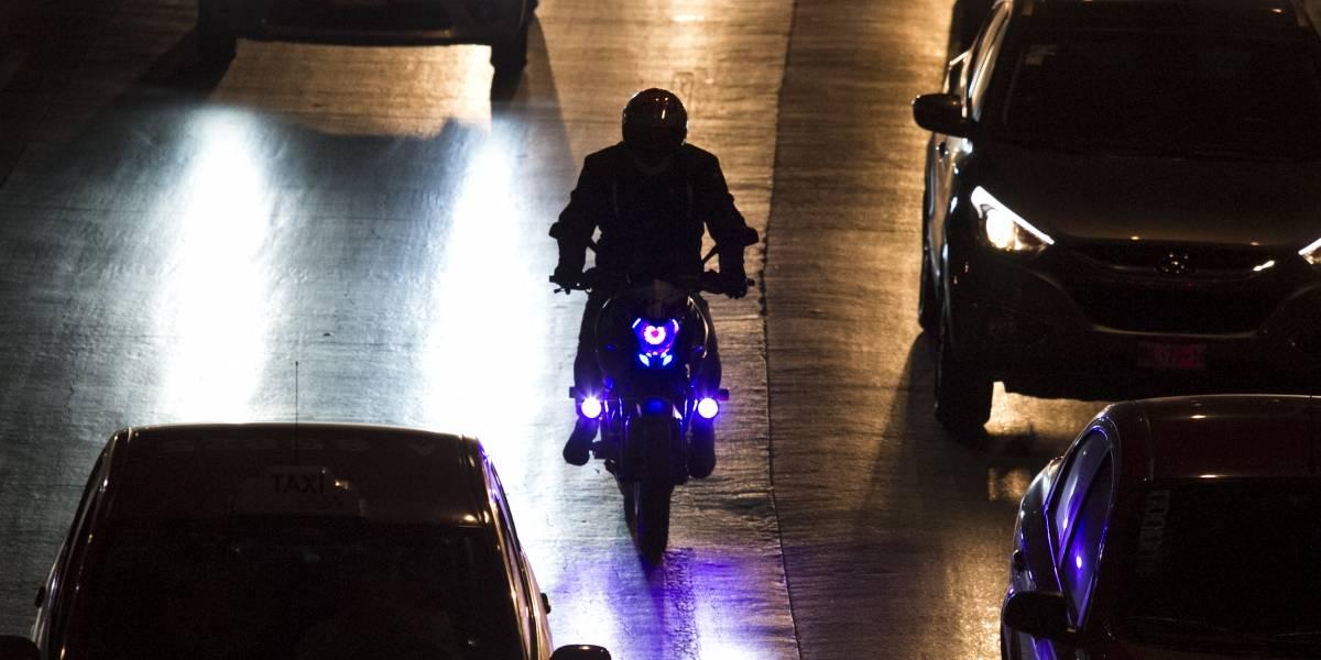 PAN y PRI presentan iniciativas contra asaltos en motocicletas en CDMX