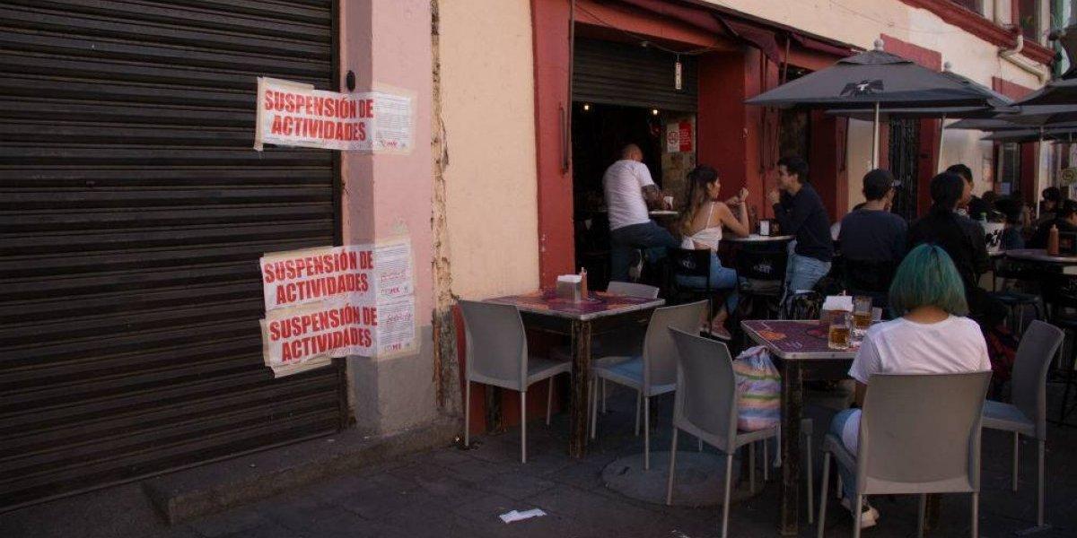 Clausuran otros cinco bares en la calle Regina