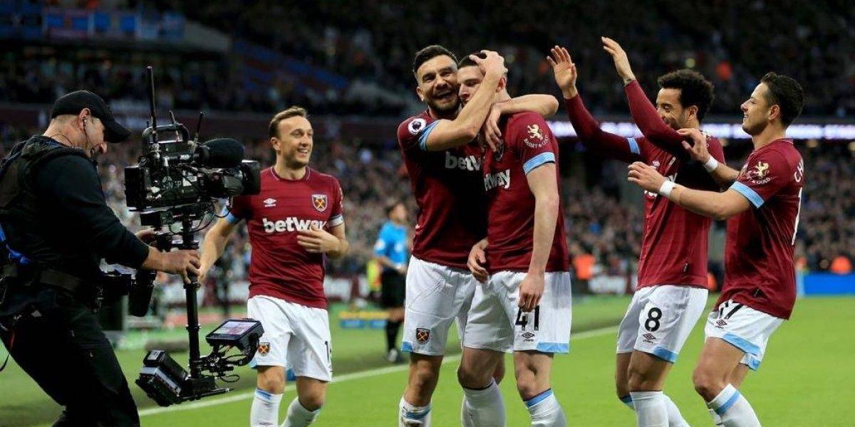 El West Ham de Pellegrini volvió a las victorias en la Premier League y se afirma en la zona media