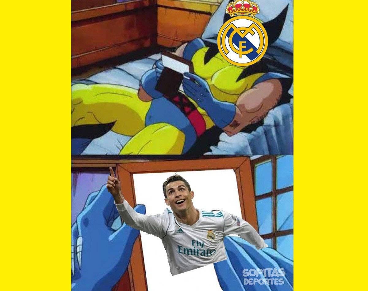 El Madrid extraña a Cristiano Ronaldo Twitter