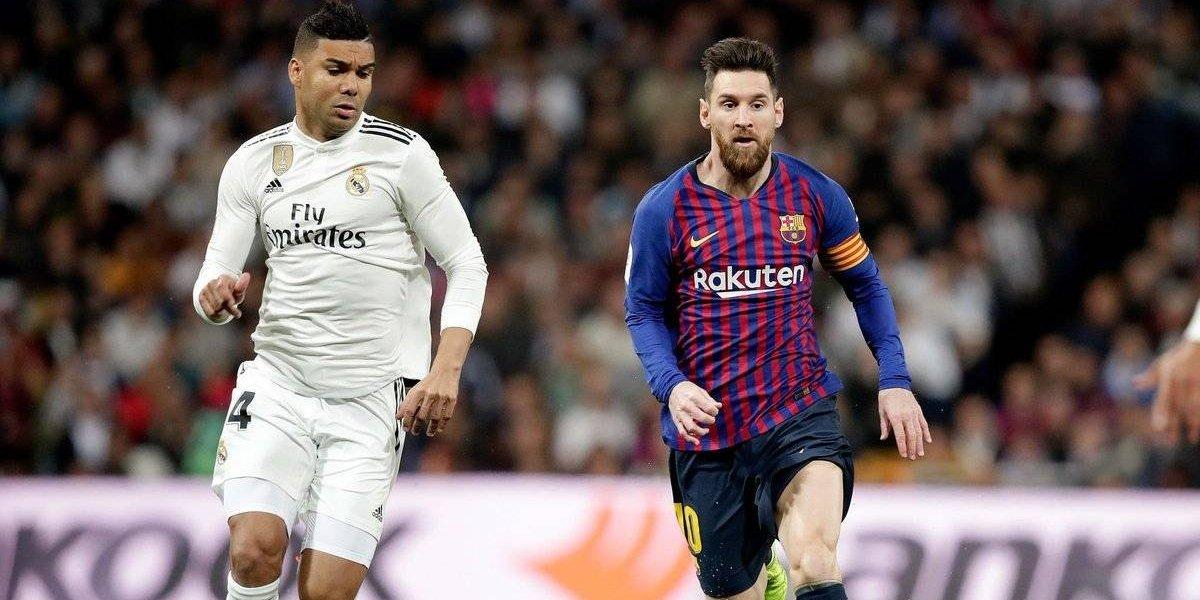 Así vivimos el nuevo triunfo del Barcelona de Vidal sobre Real Madrid en el clásico español