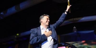 Edwin Escobar integra el binomio presidencial de Prosperidad Ciudadana.