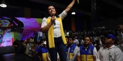 Blanca Alfaro integra el binomio presidencial de Prosperidad Ciudadana.