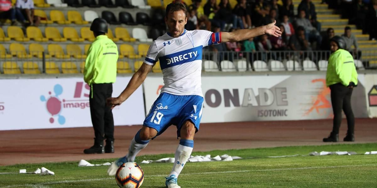 La UC recupera y pierde para su debut en la Copa Libertadores
