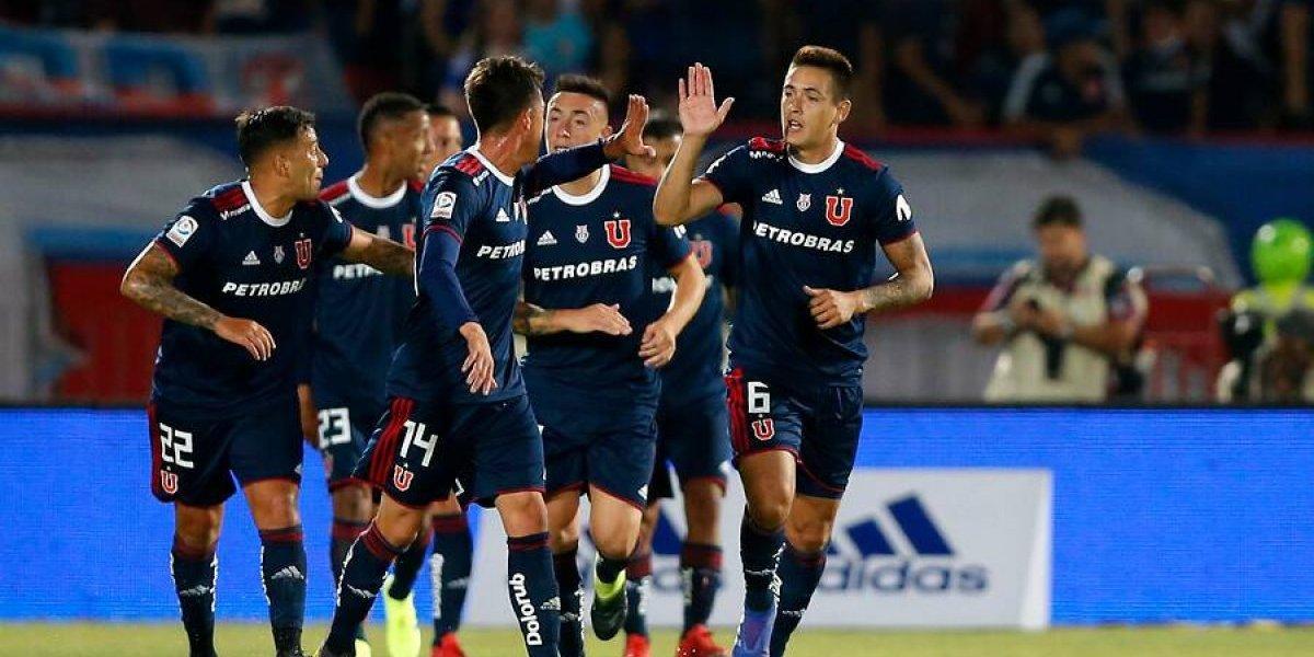 Minuto a minuto: La U golea a Huachipato y está logrando su primera victoria en el Campeonato Nacional