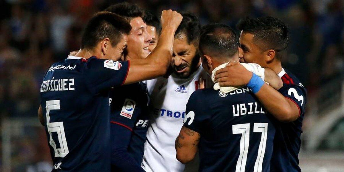 La U logró su primera victoria en el Campeonato Nacional tras golear a Huachipato