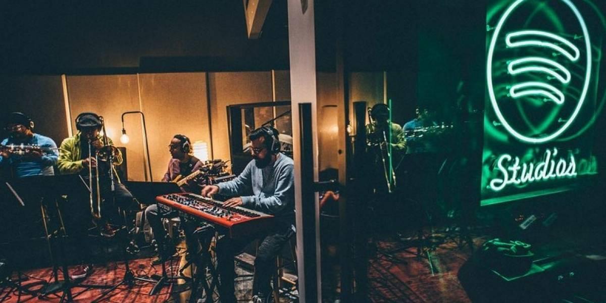 Cultura Profética graba cover de Al Green para Spotify Singles