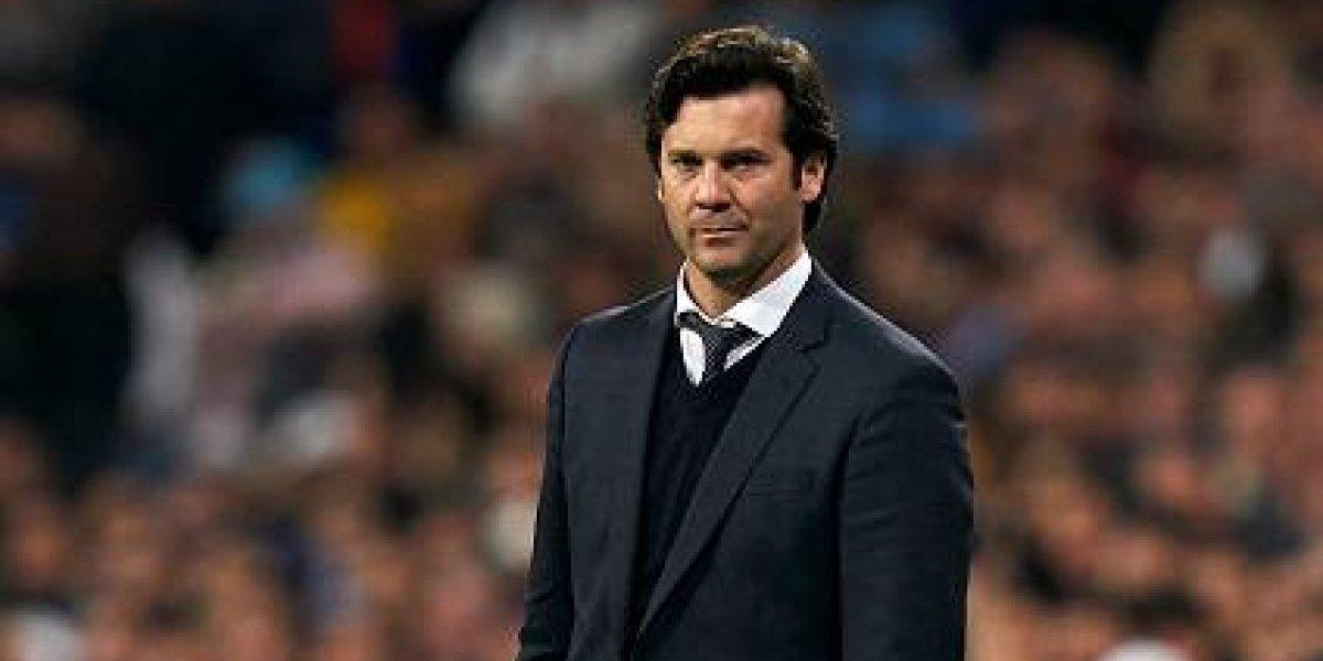 Solari no da por perdida la liga para el Real Madrid