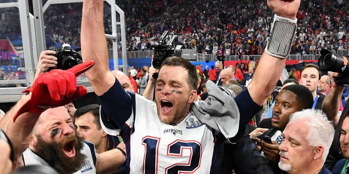 Figurinha de Tom Brady é leiloada por R$ 1,5 milhão
