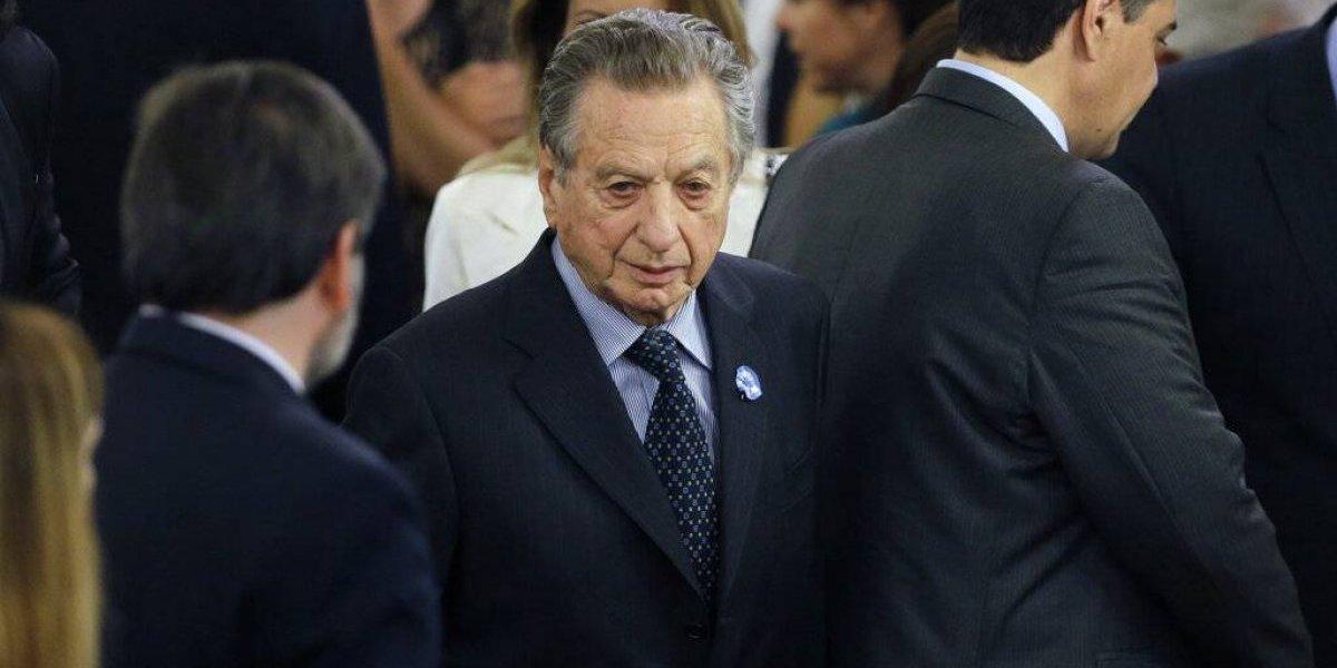A los 88 muere el padre del presidente argentino Mauricio Macri