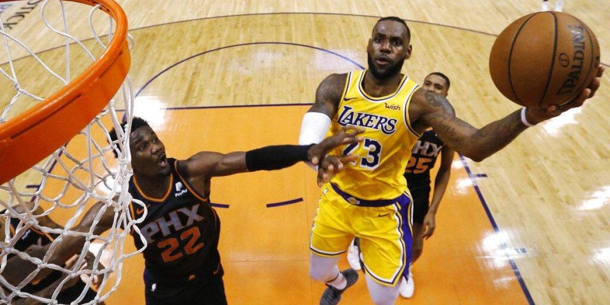 NBA: Los Lakers de LeBron James vuelven a perder y se alejan peligrosamente de los playoffs