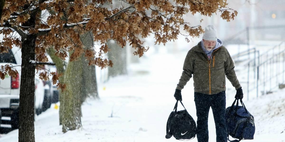 Tormenta invernal amenaza al noreste de Estados Unidos