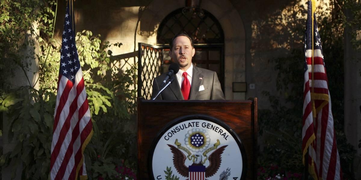 Estados Unidos cierra su consulado en Jerusalén