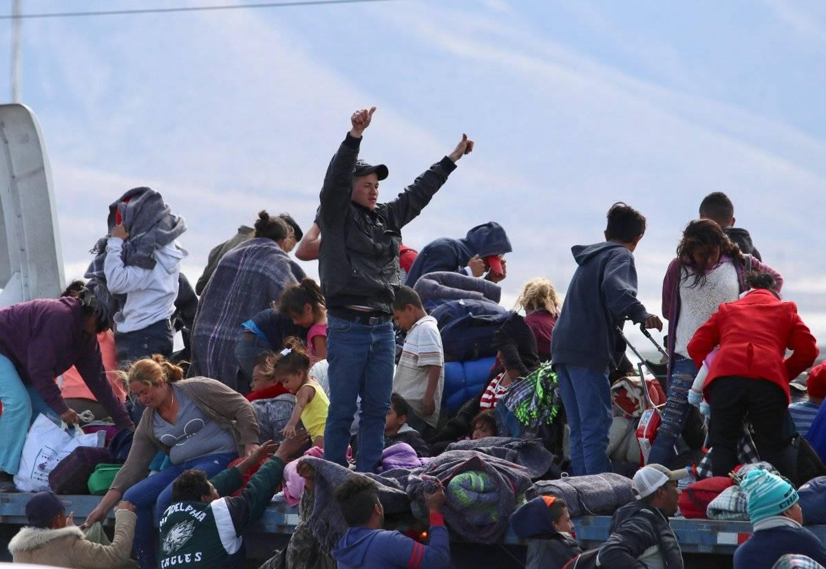 El fin es garantizar un flujo migratorio seguro, ordenado y regular. Foto: Cuartoscuro