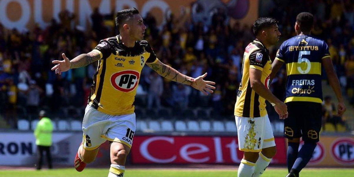 A punta de golazos: Coquimbo Unido barrió con Everton y se ilusiona en el Campeonato