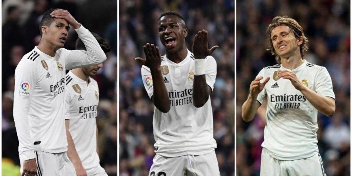 El Barcelona se burla del Real Madrid con hirientes publicaciones en redes