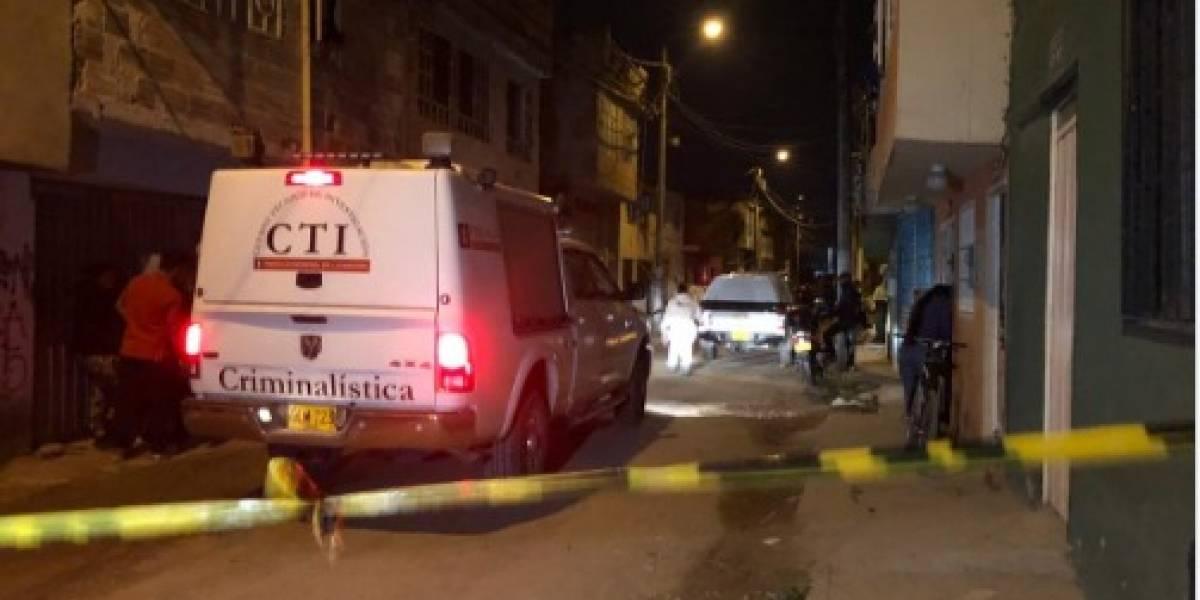 Dos muertos por explosión de granada en Soacha