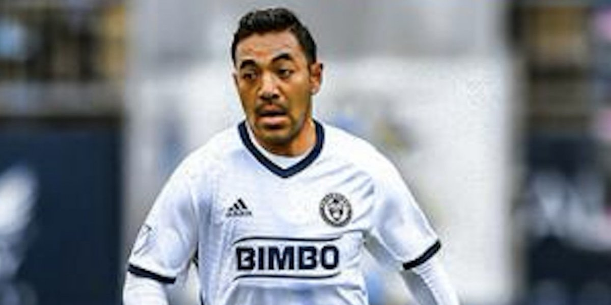 Marco Fabián marca su primer gol con Philadelphia en la MLS