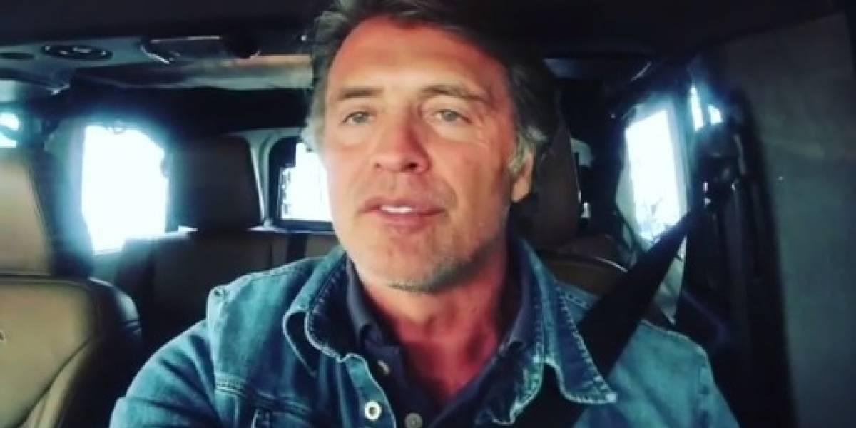Juan Soler llama 'porquería de seres humanos' a detractores del presidente argentino