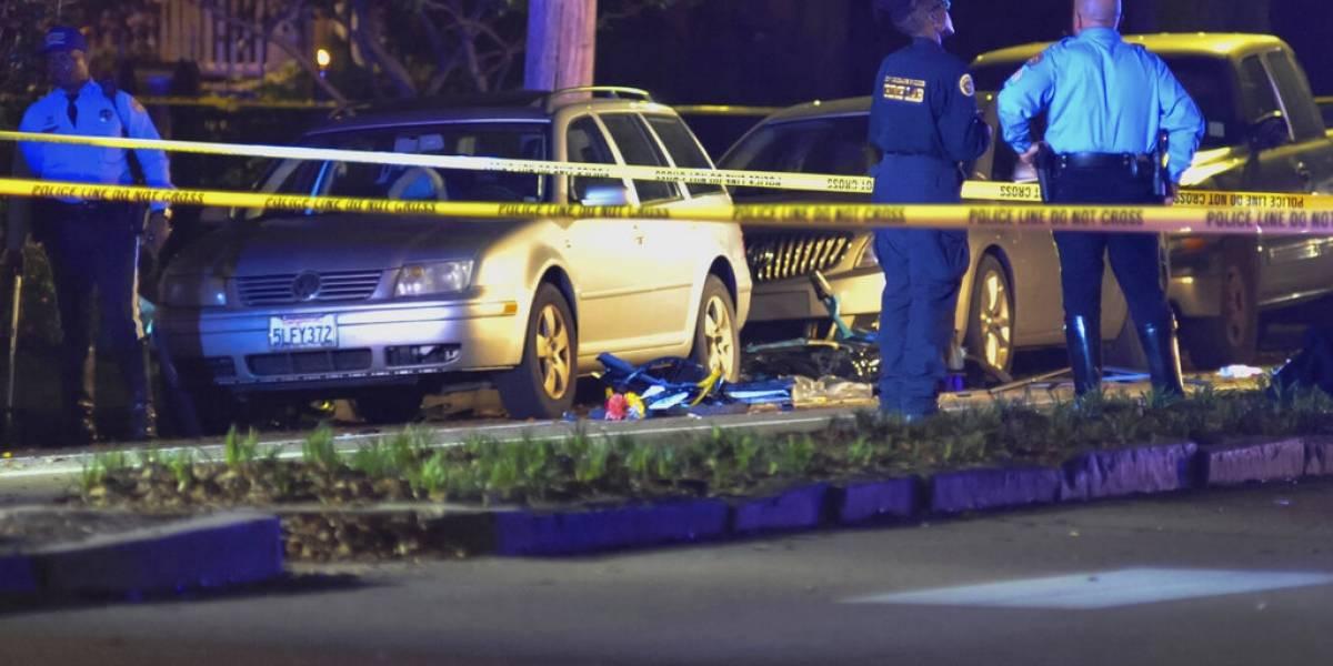 Dos muertos tras ser atropellados por un vehículo en Nueva Orleans