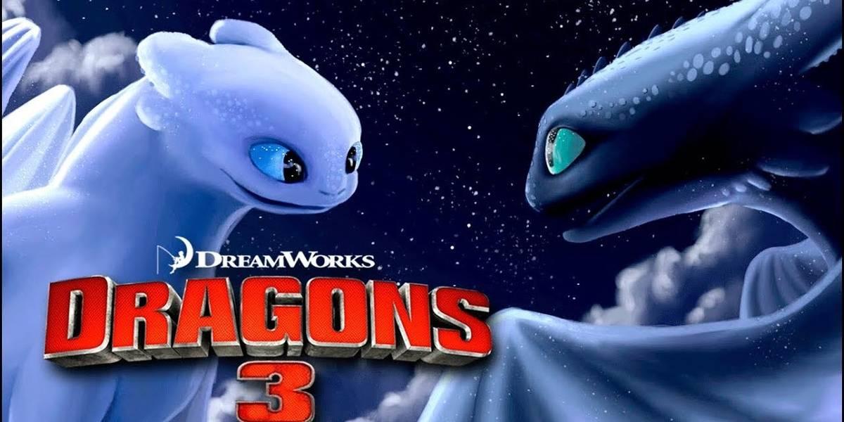 Como Treinar Seu Dragão 3 se mantém no topo das bilheterias americanas