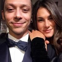 Francesca Sofia Novello-Valentino Rossi
