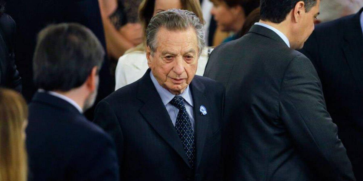 Fallece Franco Macri, padre de presidente de Argentina