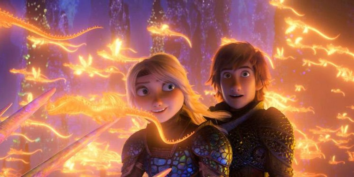 """""""How to Train Your Dragon"""" triunfa en su segunda semana en cines"""