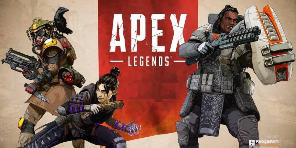 ¿Apex Legends está matando lentamente a Fortnite?