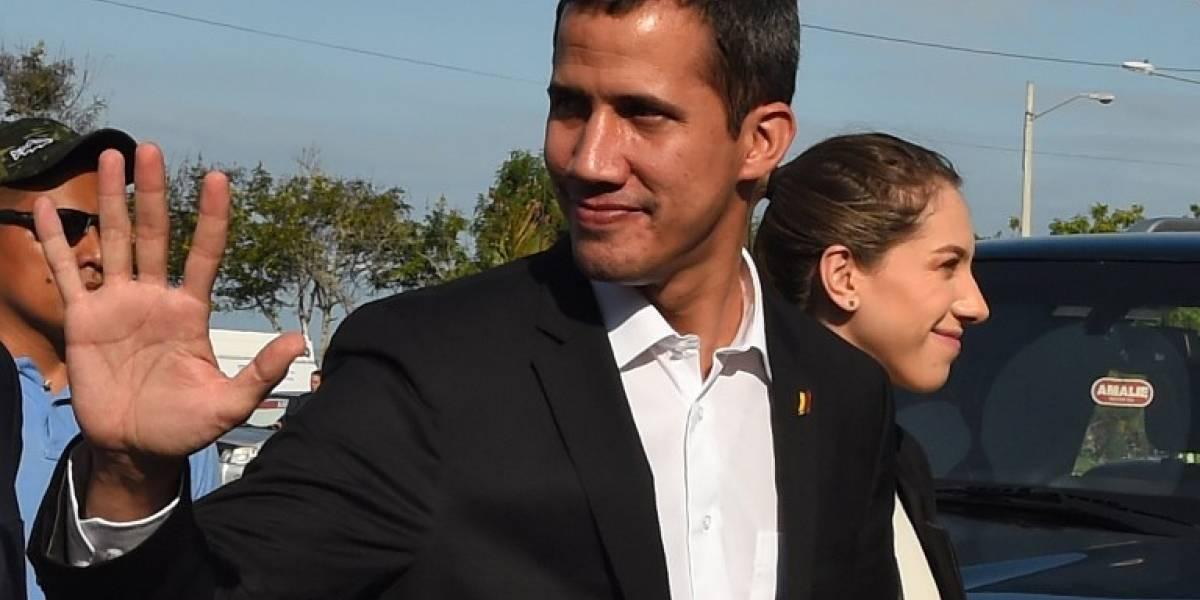 Guaidó convoca concentraciones y emprende el regreso a Venezuela